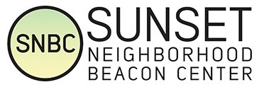 Sunset Neighborhood Beacon Center (SNBC) logo