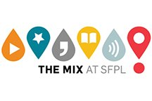 The Mix at SF Public Library logo