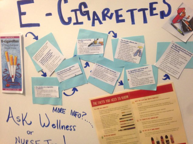 E-Cigarettes community board