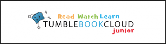 Tumble Book Junior logo