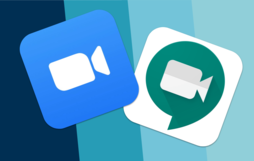 Virtual meeting tools' icons
