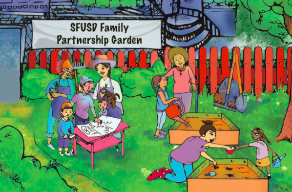 Image of Family Partnerships office