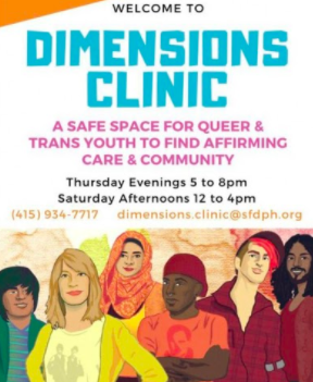 Dimensions Clinic Flyer