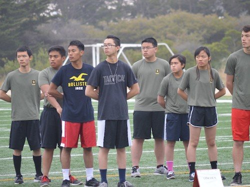 JROTC Raiders