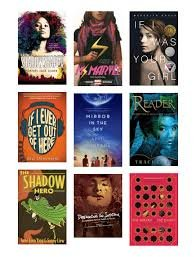 teen book covers