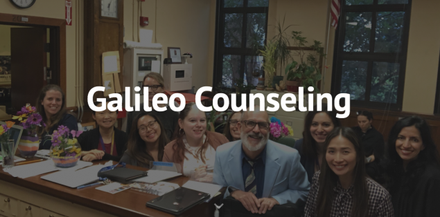 Galileo counseling department