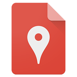 Google My Maps icon