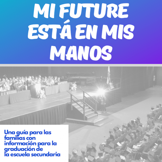cover of my future in my hands in spanish