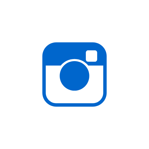 icon of blue camera